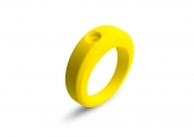 YELLOW FLUO RING